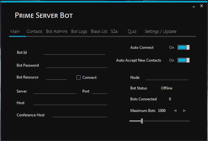 Prime Server Bot  Prime110